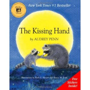 The Kissing Hand Story Book- Paperback