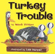 Turkey Trouble- Paperback