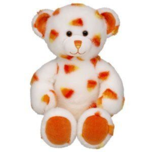 "15"" Candy Corn Teddy"