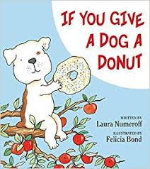 If you Give a Dog a Donut Workshop